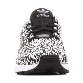 Buty adidas Zx Flux Jr BY9829 czarne 3