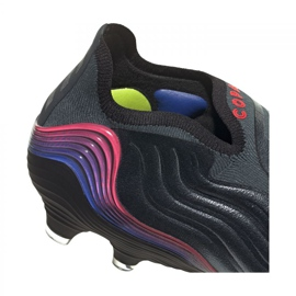 Buty piłkarskie adidas Copa Sense+ Fg M FY6222 czarne czarne 1