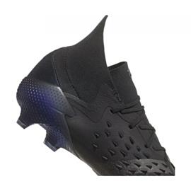 Buty piłkarskie adidas Predator Freak.1 Fg M FY6257 czarne czarne 2