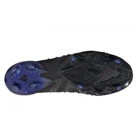 Buty piłkarskie adidas Predator Freak.1 Fg M FY6257 czarne czarne 5