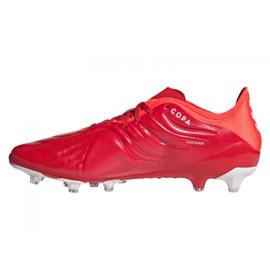 Buty piłkarskie adidas Copa Sense.1 Ag M FY6206 wielokolorowe czerwone 1
