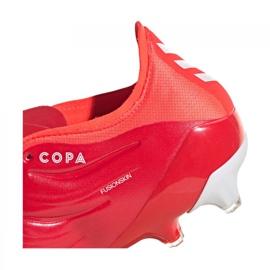 Buty piłkarskie adidas Copa Sense.1 Ag M FY6206 wielokolorowe czerwone 2
