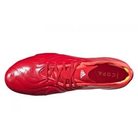 Buty piłkarskie adidas Copa Sense.1 Ag M FY6206 wielokolorowe czerwone 4