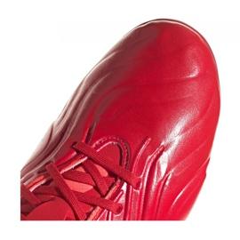 Buty piłkarskie adidas Copa Sense.1 Ag M FY6206 wielokolorowe czerwone 6