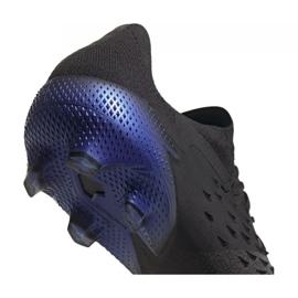 Buty piłkarskie adidas Predator Freak.1 Low Fg M FY6265 czarne czarne 1