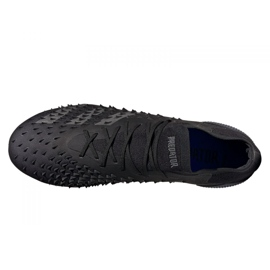 Buty piłkarskie adidas Predator Freak.1 Low Fg M FY6265 czarne czarne 3