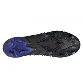 Buty piłkarskie adidas Predator Freak.1 Low Fg M FY6265 czarne czarne 4
