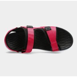 Sandały 4F W H4L21-SAD002 55S różowe 1