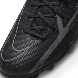 Buty piłkarskie Nike Phantom GT2 Club Dynamic Fit FG/MG Jr DC0822 004 czarne czarne 5