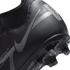 Buty piłkarskie Nike Phantom GT2 Club Dynamic Fit FG/MG Jr DC0822 004 czarne czarne 6