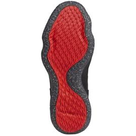 Buty do koszykówki adidas Dame 7 Extply M FY9939 czarne czarne 6