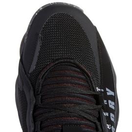 Buty do koszykówki adidas Dame 7 Extply M FY9939 czarne czarne 7