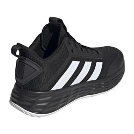 Buty do koszykówki adidas Ownthegame 2.0 M H00470 wielokolorowe czarne 2