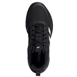 Buty do koszykówki adidas Ownthegame 2.0 M H00470 wielokolorowe czarne 4