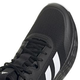 Buty do koszykówki adidas Ownthegame 2.0 M H00470 wielokolorowe czarne 7
