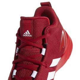 Buty do koszykówki adidas Pro N3XT 2021 M G58890 wielokolorowe czerwone 6