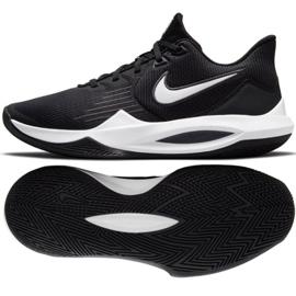 Buty do koszykówki Nike Precision 5 M CW3403 003 wielokolorowe czarne 1