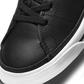 Buty Nike Court Legacy Shoe Jr DA5381 002 czarne granatowe 3