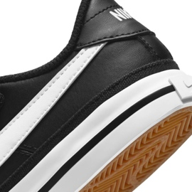 Buty Nike Court Legacy Shoe Jr DA5381 002 czarne granatowe 6