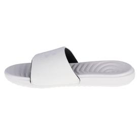 Klapki Under Armour Ansa Fixed Slides W 3023772-101 białe 1