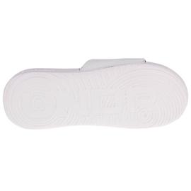 Klapki Under Armour Ansa Fixed Slides W 3023772-101 białe 3