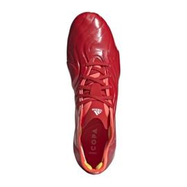 Buty piłkarskie adidas Copa Sense.1 Sg M FY6201 czerwone czerwone 6