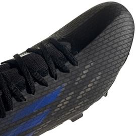 Buty piłkarskie adidas X Speedflow.3 Fg M FY3296 czarne czarne 4