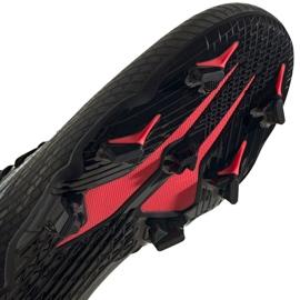 Buty piłkarskie adidas X Speedflow.3 Fg M FY3296 czarne czarne 5
