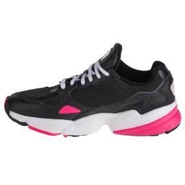 Buty adidas Originals Falcon W EE5123 czarne różowe 1