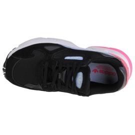 Buty adidas Originals Falcon W EG2864 czarne czerwone niebieskie 2
