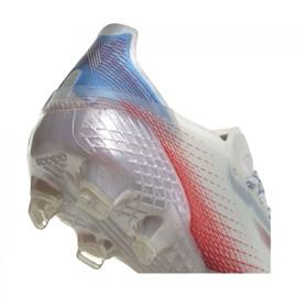 Buty piłkarskie adidas X Ghosted.1 Fg M FW6894 wielokolorowe srebrny 2