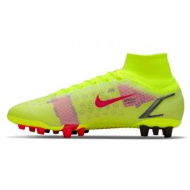 Buty piłkarskie Nike Superfly 8 Elite Ag M CV0956-760 zielone zielone 1