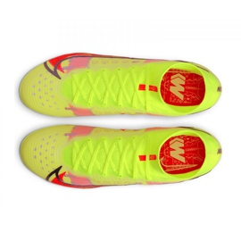 Buty piłkarskie Nike Superfly 8 Elite Ag M CV0956-760 zielone zielone 3