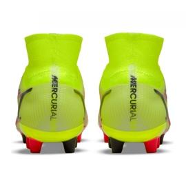 Buty piłkarskie Nike Superfly 8 Elite Ag M CV0956-760 zielone zielone 4
