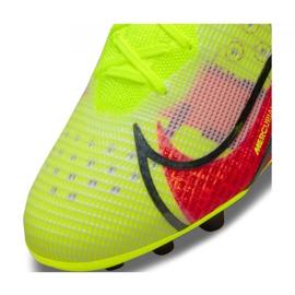 Buty piłkarskie Nike Superfly 8 Elite Ag M CV0956-760 zielone zielone 5