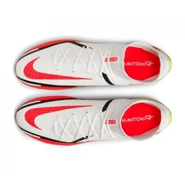 Buty piłkarskie Nike Phantom GT2 Elite Df AG-Pro M DC0749-167 białe wielokolorowe 5