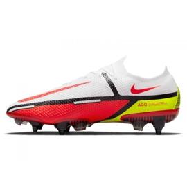 Buty piłkarskie Nike Phantom GT2 Elite SG-Pro Ac M DC0753-167 wielokolorowe białe 1