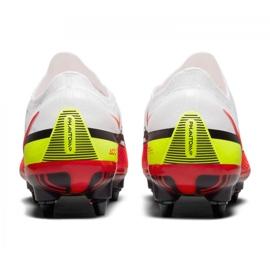 Buty piłkarskie Nike Phantom GT2 Elite SG-Pro Ac M DC0753-167 wielokolorowe białe 4