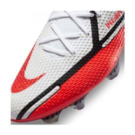 Buty piłkarskie Nike Phantom GT2 Elite Fg M CZ9890-167 białe wielokolorowe 3