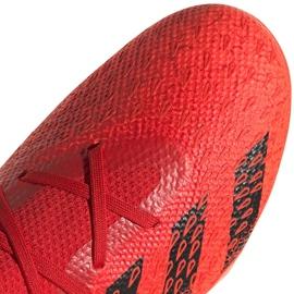 Buty piłkarskie adidas Predator Freak.3 L Fg M FY6289 wielokolorowe czerwone 3