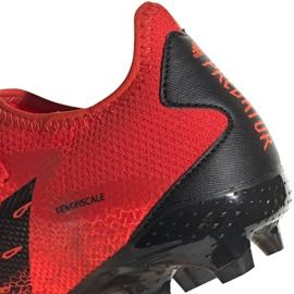 Buty piłkarskie adidas Predator Freak.3 L Fg M FY6289 wielokolorowe czerwone 5