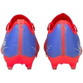 Buty piłkarskie Puma Ultra 3.3 Fg Ag M 106523 01 czerwone czerwone 2