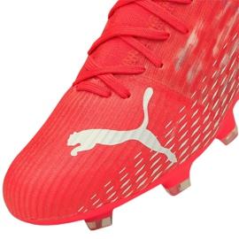 Buty piłkarskie Puma Ultra 3.3 Fg Ag M 106523 01 czerwone czerwone 3