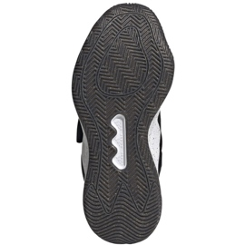 Buty adidas Deep Threat Primeblue Jr S29014 czarne niebieskie 3