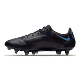 Buty piłkarskie Nike Tiempo Legend 9 Elite SG-Pro Ac M DB0822-004 czarne czarne 1