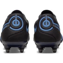 Buty piłkarskie Nike Tiempo Legend 9 Elite SG-Pro Ac M DB0822-004 czarne czarne 2