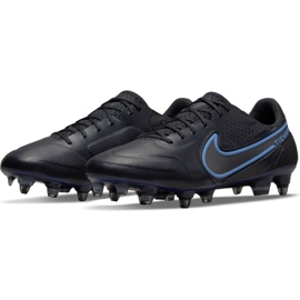 Buty piłkarskie Nike Tiempo Legend 9 Elite SG-Pro Ac M DB0822-004 czarne czarne 3