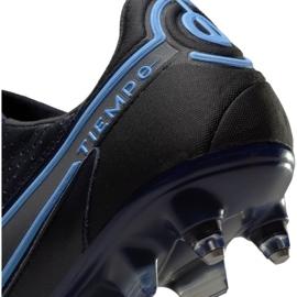 Buty piłkarskie Nike Tiempo Legend 9 Elite SG-Pro Ac M DB0822-004 czarne czarne 8