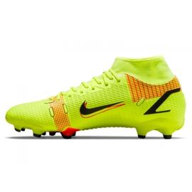 Buty piłkarskie Nike Superfly 8 Academy Mg M CV0843-760 zielone zielone 1