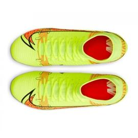 Buty piłkarskie Nike Superfly 8 Academy Mg M CV0843-760 zielone zielone 4
